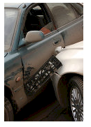 insurance claim by injured victim of a trucking accident