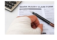 Work injury claims form assistance